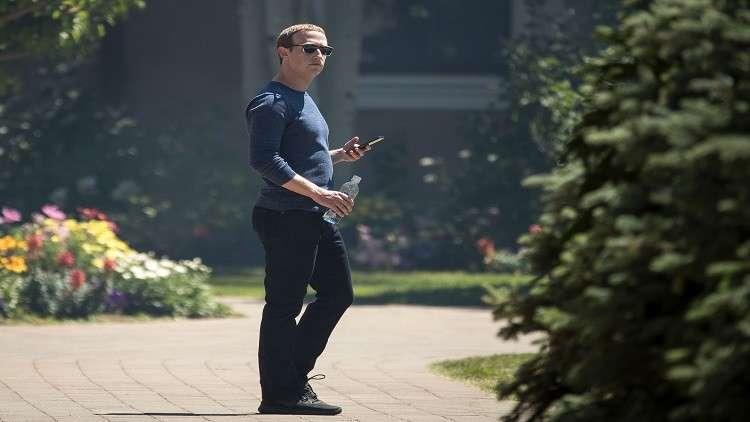 """""""زوكربيرغ"""" تكشف سر كرهها لـ """"فيسبوك"""""""