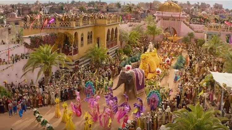 """إعلان فيلم """"علاء الدين"""" الجديد يحقق مشاهدات مليونية!"""