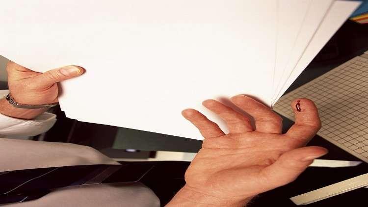لماذا تؤلمنا جروح الأوراق بشدة؟
