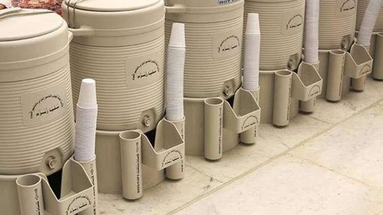 """""""الصحة"""" السعودية: لا أدلة على ضرر ماء زمزم على مرضى السرطان"""