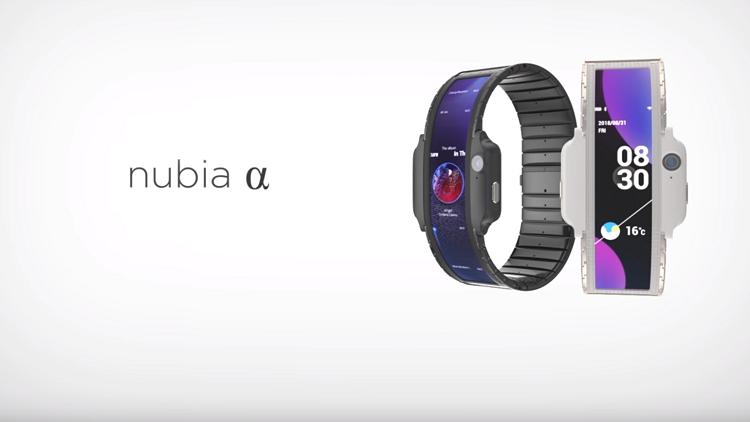 """تعرف على """"nubia-a"""" الهاتف الأول من نوعه في العالم!"""