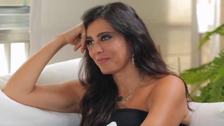 قبيل خسارتها نادين لبكي تبعث برسالة من داخل حفل الأوسكار