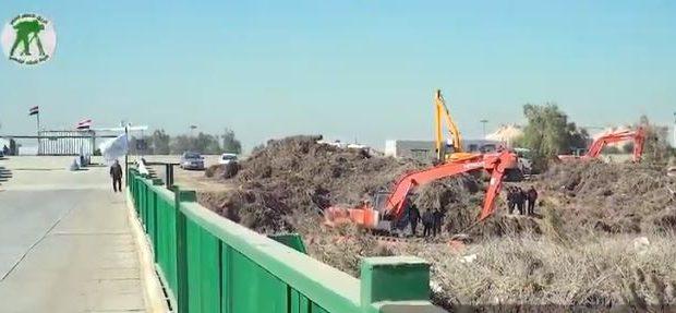"""بالفيديو.. ماذا قال المواطنون عن تأهيل الحشد لجسر """"الكرغولي"""" في ديالى"""