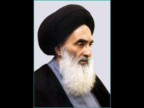 عاجل الإمام السيستاني يشدد على إرجاع النازحين بعد إعمار مناطقهم المدمرة وجعل ذلك من اولويات الحكومة