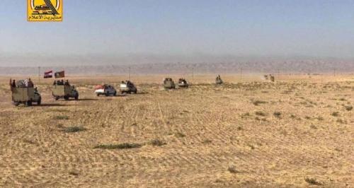 انفجار يستهدف دورية للحشد الشعبي شمال صلاح الدين