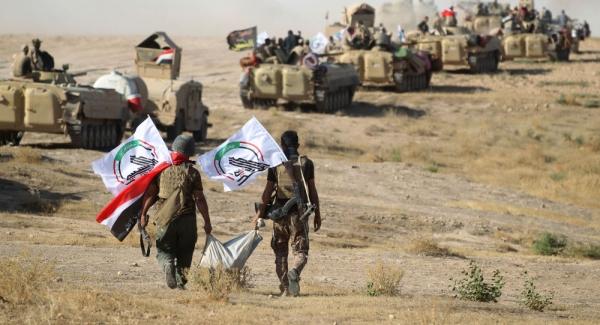 الحشد الشعبي ينفي قيامه بأي عملية عسكرية في داخل الاراضي السوريه