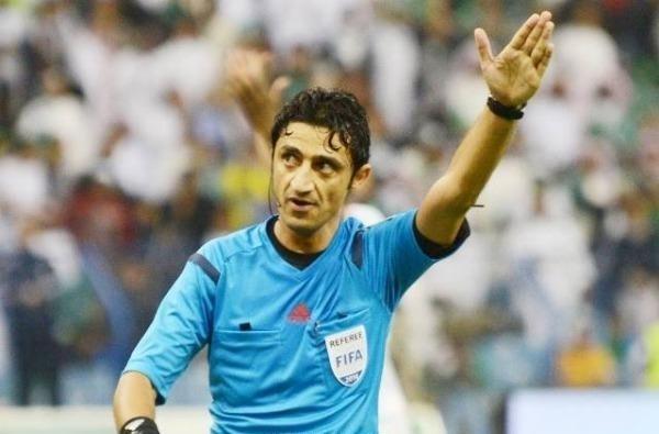 صافرة عراقية لإداراة مباراة عربية دولية