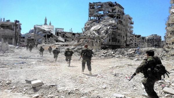 اجتماع وزاري مصغر في واشنطن بشأن سوريا