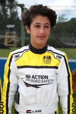 أول عراقي في تاريخ سلسلة سباق الفورميلا