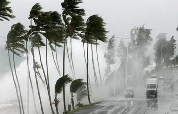عاصفة تضرب دولاً عربية وكشف تأثيرها على العراق