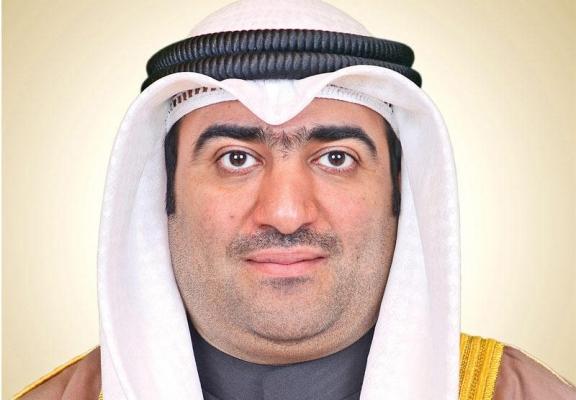 وزير التجارة الكويتي يصل الى بغداد في زيارة رسمية