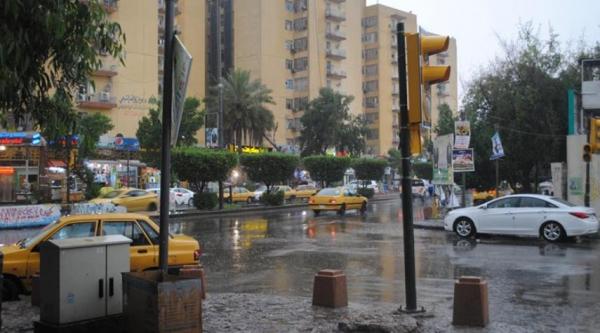 بدء تأثر العراق بمنخفضين جويين وهذه توقعات الطقس الى السبت المقبل