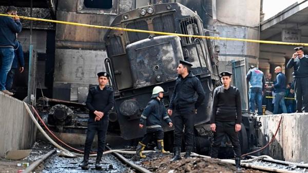 السيد عمار الحكيم يعزي مصر بحادثة القطار