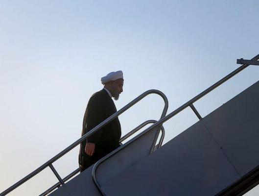 """مصادر تحدد يوم زيارة روحاني الى بغداد """"لإنهاء خلاف طويل مع العراق"""""""