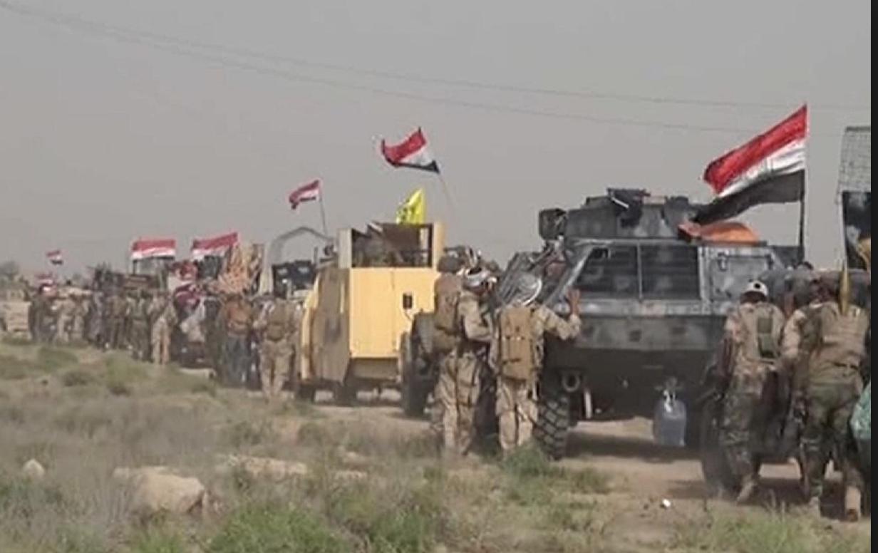 """الحشد يغلق مقرات في العراق """"تنتحل صفته"""""""