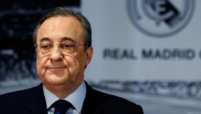 """رئيس ريال مدريد يقترب من اتخاذ """"القرار الأكبر"""""""