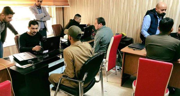 المديرية المالية في الحشد الشعبي تباشر بتوطين رواتب مقاتلي اللواء 31 بالحشد