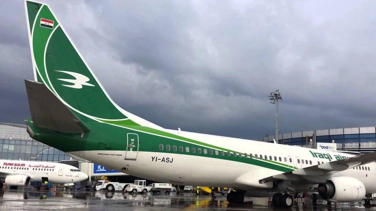 الخطوط الجوية :نقل اكثر من 100 ألف مسافر خلال شهر شباط