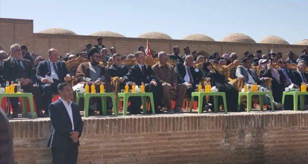 الحمداني: العراق ينشر الثقافة والعلوم بفضل تضحيات الحشد والقوات الأمنية