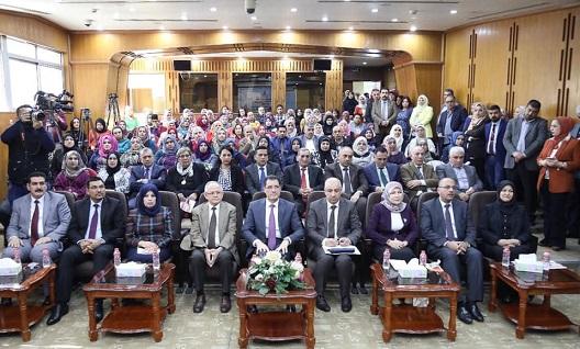وزير التخطيط العراقي : سنوحد الجهود المحلية والدولية لتوفير بيئة داعمة للمرأة العراقية في القطاعات كافة