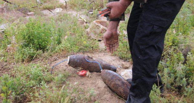 عملية مشتركة للحشد والشرطة تسفر عن ضبط قنبرتي هاون وصواعق جنوب صلاح الدين