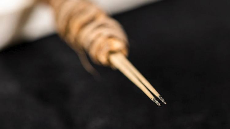 اكتشاف أقدم آلة للوشم في العالم