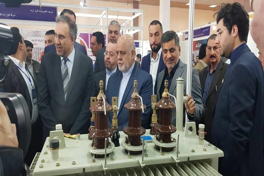 إفتتاح أول معرض إيراني للكهرباء في بغداد والخطيب يعد بصيف أفضل