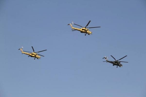 إعلان صحراء الانبار منطقة عسكرية وتحذير للرعاة والمواطنين