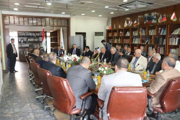 غرفة تجارة بغداد تنتخب هيأتها الاستشارية وتتحدت عن قروض وتسهيلات للتُجار