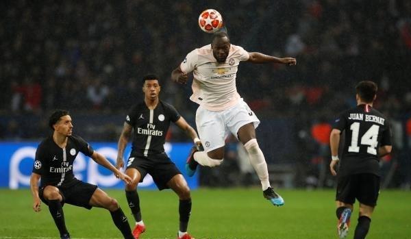 هدف قاتل لمانشستر يونايتد يقصي باريس سان جيرمان من دوري الأبطال