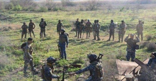 قتل 3 إرهابيين في قاطع عمليات سامراء