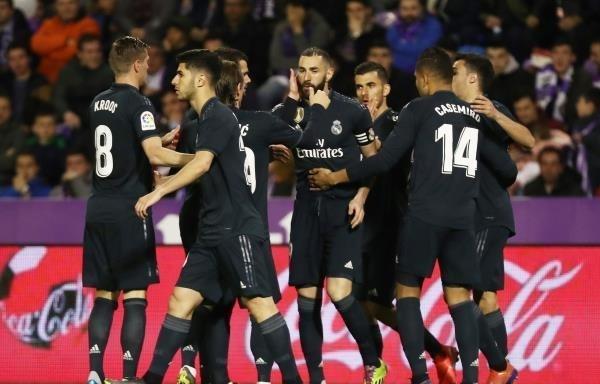 ريال مدريد يسحق بلد الوليد في ليلة مصالحة الجماهير