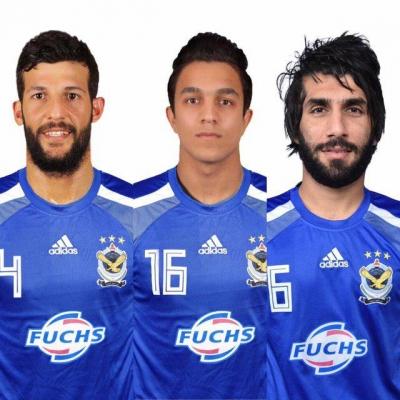 الجوية يعلن دعوة 3 من لاعبيه لتمثيل المنتخب ببطولة الصداقة