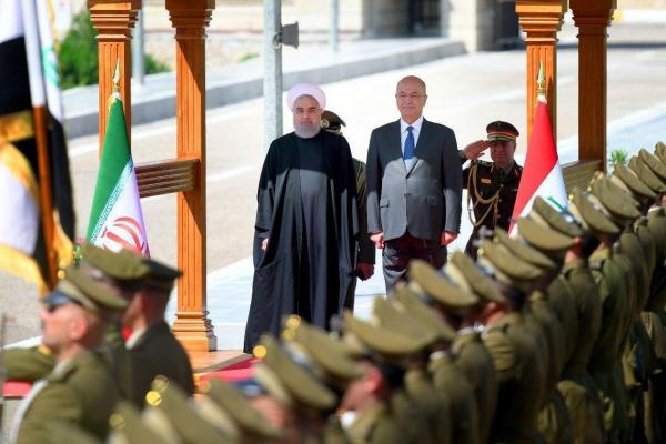 رئاسة الجمهورية: مصلحة العراق ستتضرر اذا اختار طرفاً على حساب آخر