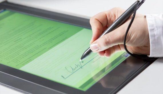 وزارة الاتصالات تطلق مشروع التوقيع الالكتروني وهذه مزاياه