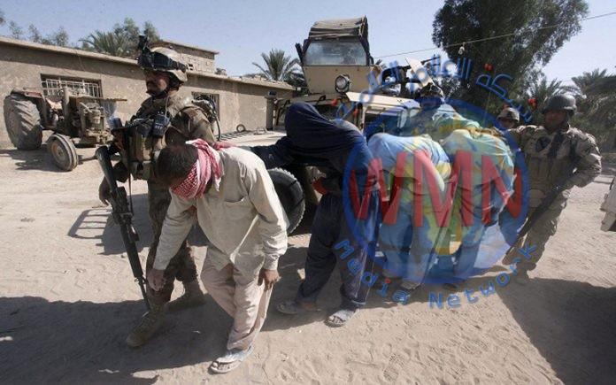 """اعتقال 12 عنصراً من """"داعش"""" في كركوك"""