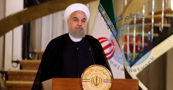 روحاني: لن نسمح بتنفيذ قرار أمريكا وسنواصل تصدير النفط