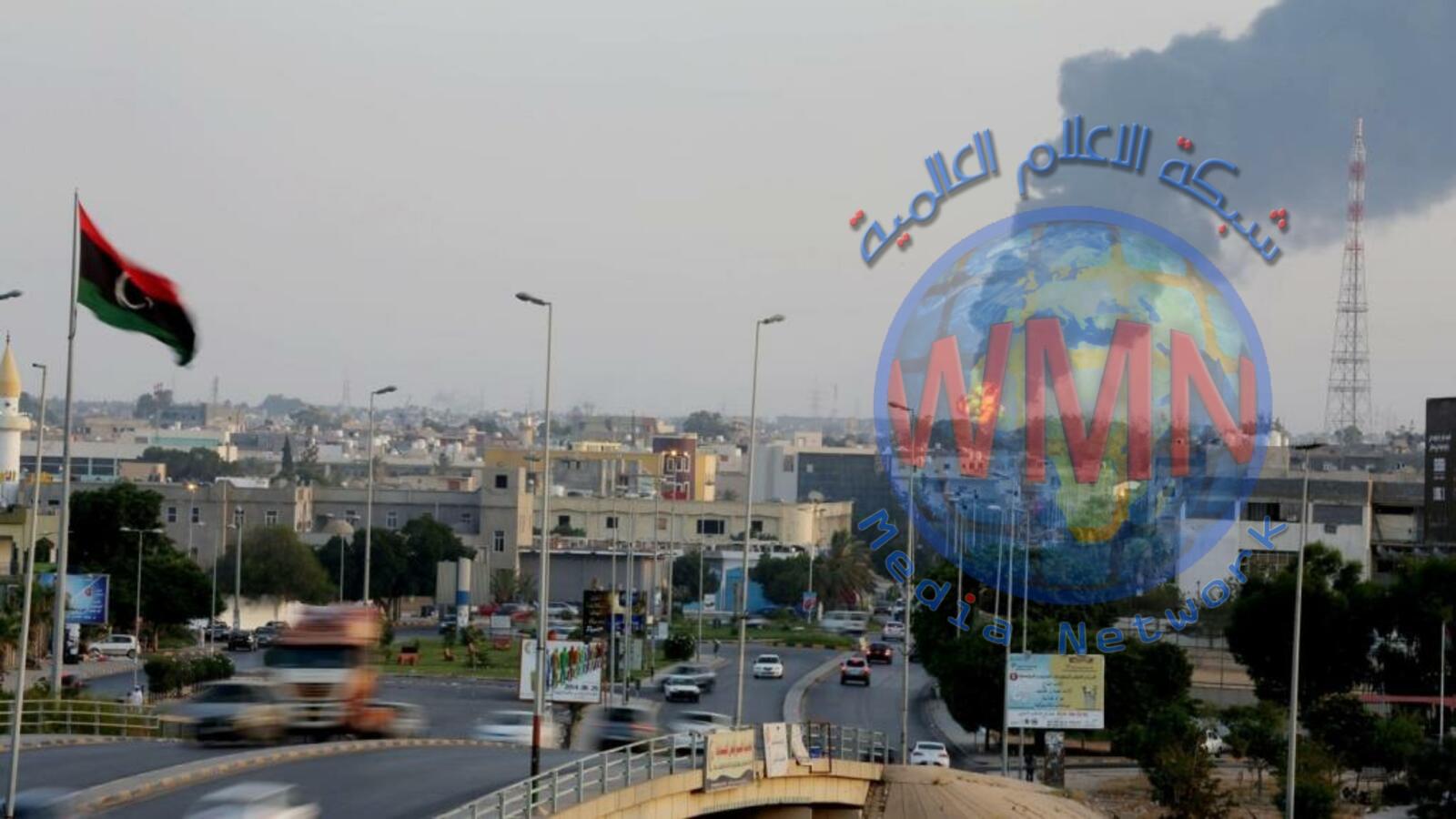 4 قتلى جراء قصف جوي جديد استهدف العاصمة طرابلس