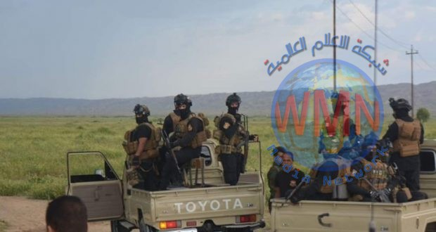 اللواء 31 في الحشد يعثر على مضافات لداعش بعملية أمنية شمال صلاح الدين