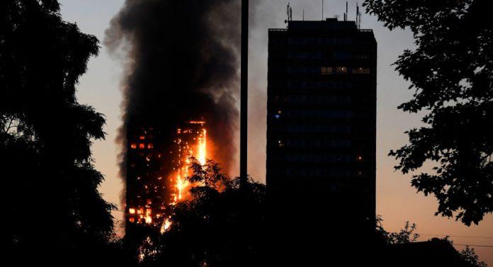 مقتل شخصين في حريق بمبنى سكنى في موسكو