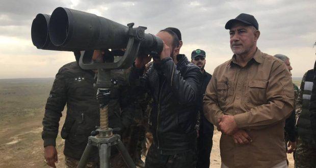 الحشد والجيش يقتلان مجموعة من عناصر داعش بعملية مشتركة في الثرثار