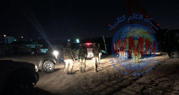 الحشد الشعبي يستنفر جهوده في شط العرب بعد ارتفاع مناسيب المياه