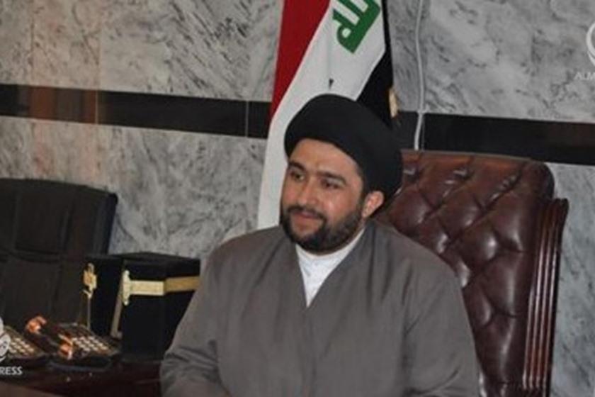 صادق الحسيني:الحشد الشعبي لعب دورا كبيرا في صد السيول التي ضربت محافظة ديالى