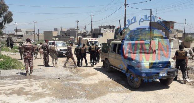 الحشد والجيش ينفذان عملية استباقية لملاحقة عدد من عناصر داعش جنوب الموصل