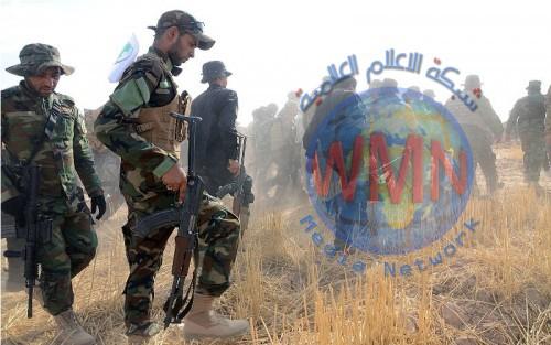 عمليات الحشد في نينوى تعيد إنتشار قواتها في ثلاث مناطق غرب الموصل لتأمينها من داعش