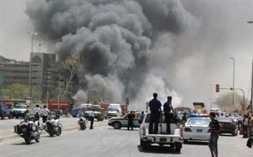 انفجار عبوة ناسفة في المشتل شرقي بغداد