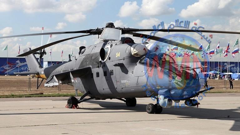 """تزويد جميع مروحيات """"مي-35"""" الروسية بمنظومة """"فيتيبسك"""""""