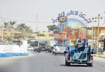 القوات الامنية تداهم مناطق جنوبي الفلوجة بحثا عن خلايا داعش