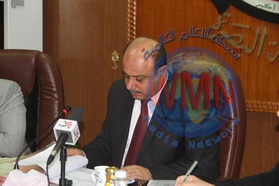 رئيس مجلس البصرة: الحشد وقف وقفة كبيرة في انقاذ حقل مجنون من الغرق
