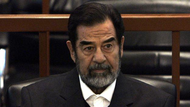 حفيدة صدام تتحدث عن خطأ جدها ودعوة طالباني لاستضافة العائلة بعد سقوط بغداد